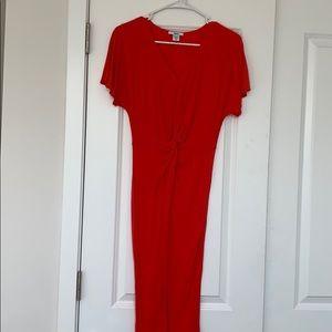 Bar III Dresses - Bar III hot pink dress